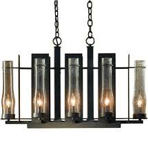 hubbardton forge 103285 20 i213 new town natural iron 8 arm large