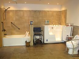 Handicap Bathroom Dimensions DisabledBathrooms  Learn How To - Disability bathrooms