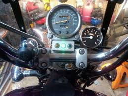 installing a tachometer on my honda shadow aero vtc i installed on on my bike as well pretty easy