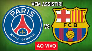 PSG X BARCELONA AO VIVO / NARRAÇÃO / CHAMPIONS LEAGUE ⚽ - YouTube