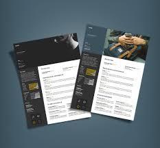 curriculum vitae cv design template for designers psd file curriculum vitae cv designtemplate psd file 2