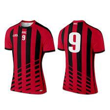 – Kc Sports 28 Jersey Design Kcs red black