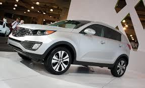 Kia Sportage Reviews - Kia Sportage Price, Photos, and Specs - Car ...