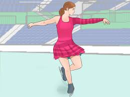 how to become a figure skater pictures wikihow