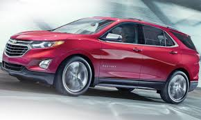 GM plans to get slumping Chevrolet Equinox 'back in the game'