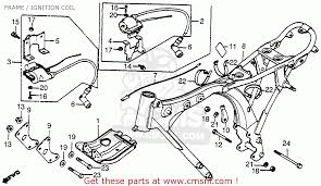 Astounding honda cz100 wiring diagram ideas best image wiring