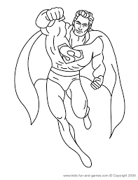 Small Picture Superhero Drawing Contest Submission has started and goes until