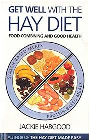 Dr Hay Food Combining Chart Get Well With The Hay Diet Food Combining Good Health
