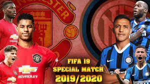 FIFA 19 | แมนยู VS อินเตอร์ มิลาน | ทีมชุดล่าสุด !! อเล็กซิส + ลูกากู  นำงูใหญ่ฟัดผีแดง - YouTube