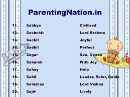 Rashi Chart Name You Can Find The Kumbh Rashi Baby Boy Names With Meanings