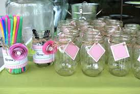 Decorating Mason Jars For Baby Shower Delightful Design Mason Jar Baby Shower Ideas Trendy Idea A 27