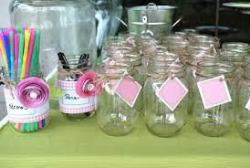 Decorating With Mason Jars For Baby Shower Delightful Design Mason Jar Baby Shower Ideas Trendy Idea A 13