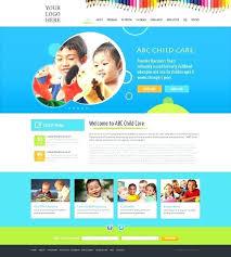 Kids School Website Template Academic Website Templates Free Download Best Websites