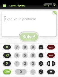 yhomework math solver screenshot