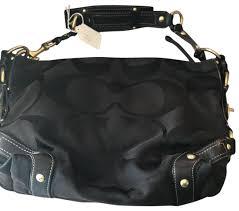 australia coach embossed in monogram medium black crossbody bags dgn 929f2  7ef9d  closeout coach carly monogram hobo bag 52c24 5264c