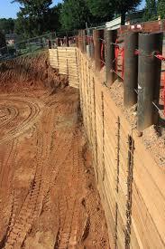10 foot retaining wall idea sheet piling design img 5832