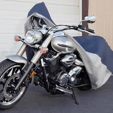 Budge Standard Motorcycle Cover Basic Dust And Dirt