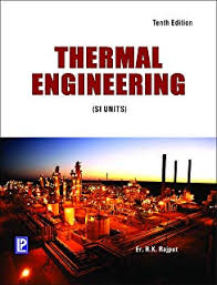 Buy A Textbook of Thermal Engineering: Mechanical Technology Book ...