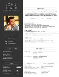 An Impressive Resumes 30 Most Impressive Resume Design Templates Designbold