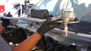 bmw e i windshield wiper blade motor removal m i i bmw e39 528i windshield wiper blade motor removal m5 540i 525i 530i