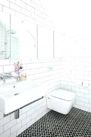 subway tile large images of white subway tile with brown grout large tiles for bathroom best