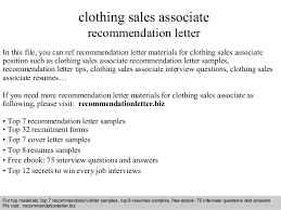 interview questions and answers free download pdf and ppt file clothing  sales associate recommendation - Clothing