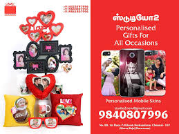 studio 2 personalized gift nerkundram koyambedu gift s in chennai justdial