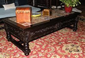 Italian Coffee Table Renaissance Architectural Spanish Coffee Tables Italian Coffee