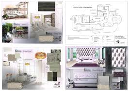 Interior Design Presentation Boards Awesome Left To Right