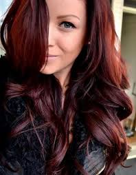 Auburn Hair Color 2016