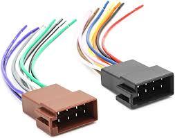 • autoradio mercedes audio 10 cd mf2910 code trovare codice. Auto Radio Universal Anschluss Adapter Kabel Din Iso Amazon De Elektronik