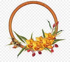 Download bingkai bunga png images free download transparent png logos. Bunga Bingkai Foto Lingkaran Gambar Png