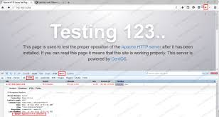 How to Configure Hardening Apache httpd on Centos 7 - Red Hat 7 ...