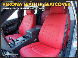 verona leather seat cover vw golf 4