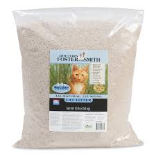 image cat litter. Cat Litter | Drs. Foster And Smith Signature Series All-Natural Clumping  Image Cat Litter