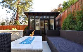 outdoor home office. studioshedofficewithoutdoorlivingroom outdoor home office