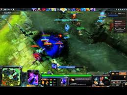 dota 2 enigma 5 man black hole enemy team wipeout youtube