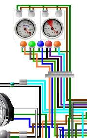 honda cbf fb fc fd uk spec colour wiring loom diagram honda cb900f fb fc fd uk colour wiring diagram