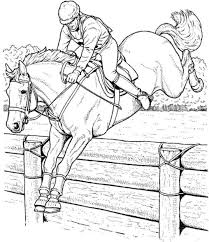 Small Picture Coloring Pages On The Horse Coloring Pages For Kids Printable