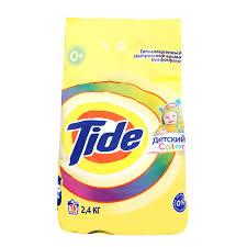 <b>Порошок стиральный Tide Color</b> Детский автомат <b>Tide</b> ...