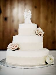 Real Simple Wedding Cakes Bridal Studio