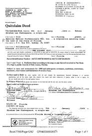 Unique Special Warranty Deed Template Frieze - Resume Template ...