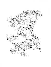 fs5500 craftsman tractor wiring diagram wiring library craftsman 5000 riding mower parts diagram find the craftsman