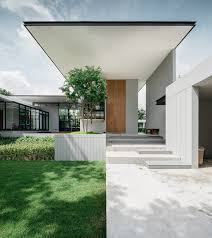 Modern houses architecture Interior This Modern Home Looks Like It Is Floating Architect Magazine Modern Homes And Modern Houses Architecture