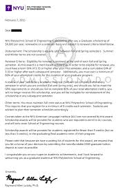 016 Essay Example Why Nyu Appealing Cover Letter Sample With