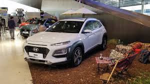 2018 hyundai kona interior. fine interior 2018 hyundai kona crossover debuts photo 2  throughout hyundai kona interior