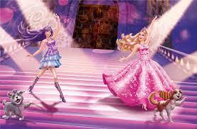 Barbie và Công Chúa Nhạc Pop - AVF - VFcartoon