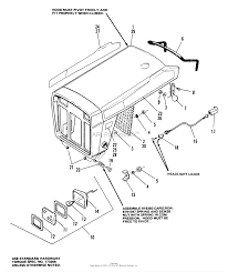 simplicity 1690367 718h 18hp hydro s n 1001 1530 parts diagram ford 2000 tractor wiring diagram bolens lawn tractor deck diagram 7016 simplicity tractor
