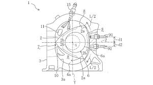 patent application reveals new direct injection rotary engine from mazda