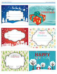 Christmas Gift Labels Templates Word 011 Gift Tag Templates Word Template Ideas Fun